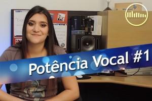 Potência Vocal Potência na Voz