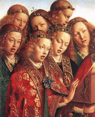 história do canto