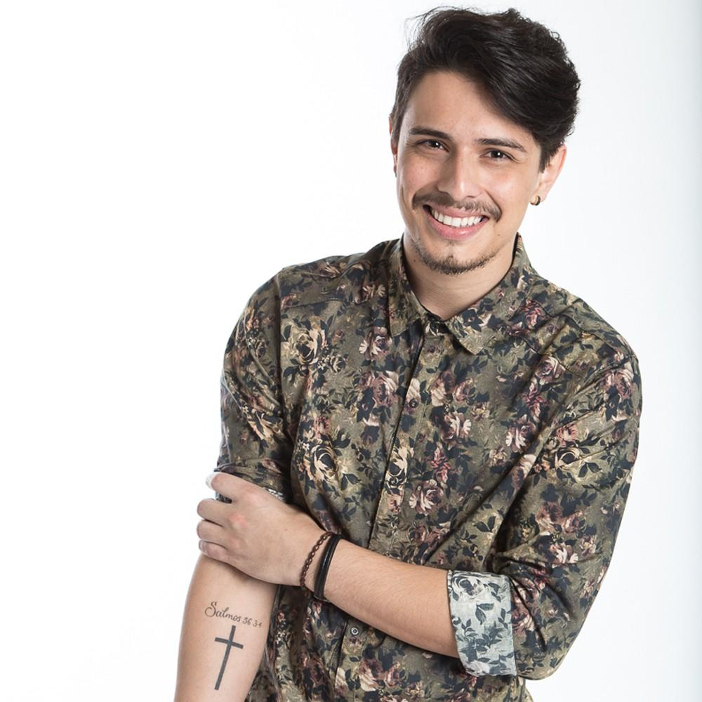 Dan Costa The Voice Brasil