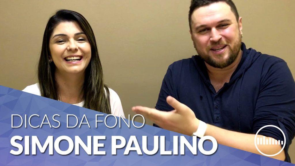 Fonoaudióloga Simone Paulino, fono de estrelas como Gabriela Rocha, Pregador Lu, Maria Cecília e Rodolfo e Muito Mais!